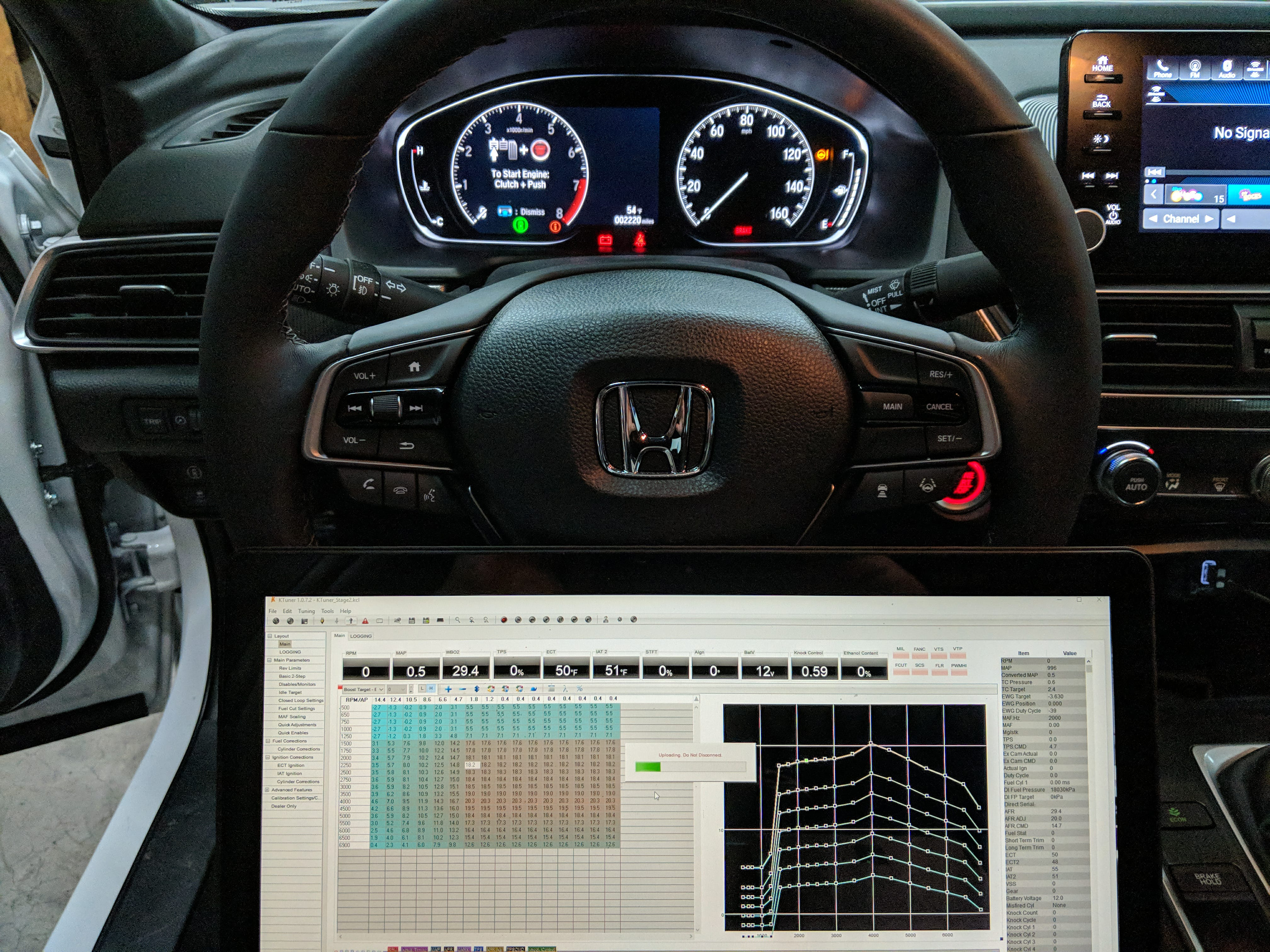 Accord 2 0T Extended Testing – KTuner, LLC